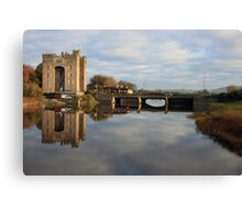 Bunratty castle Canvas Print