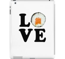 Love Sushi iPad Case/Skin