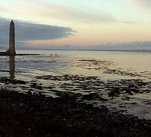 Chaine Tower ... Larne ... Co. Antrim by SNAPPYDAVE