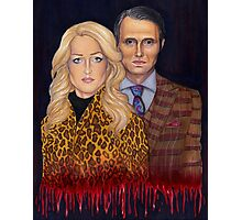 Hannibal & Bedelia Photographic Print