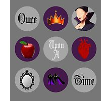 Regina Mills, Once Upon a Time Photographic Print