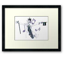 Musical Doof Framed Print