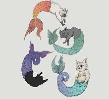 Cat Mermaid  Unisex T-Shirt