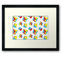 Dodecahedron Framed Print