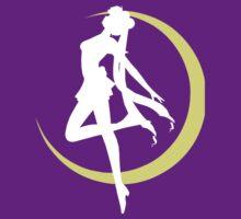 Sailor Moon logo clean by Zerorz