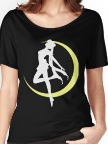 Sailor Moon logo clean Women's Relaxed Fit T-Shirt