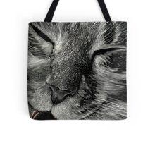 Cat Got Your Tongue Tote Bag