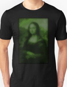 Painting By Numbers: Mona Lisa T-Shirt
