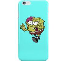 Sponge Bob Square Pants Zombie  iPhone Case/Skin