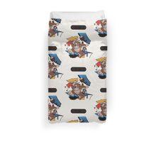 Donkey Kong Duvet Cover