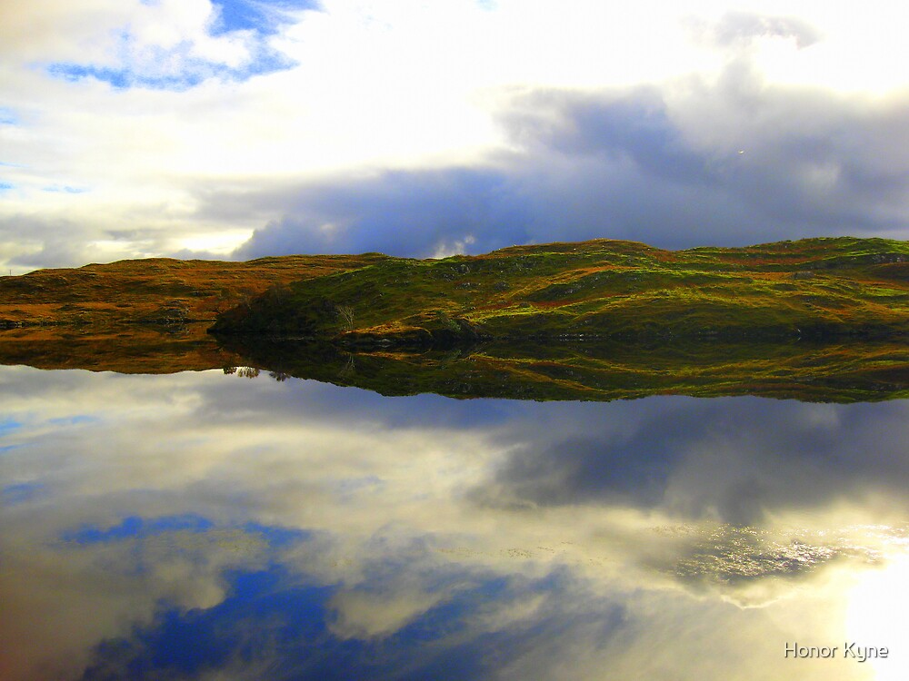 Mirror Reflections by Honor Kyne