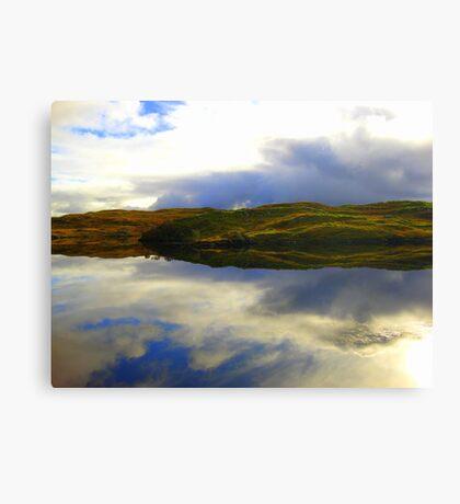 Mirror Reflections Canvas Print