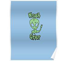 Nash Grier Nashty Vine Celebrity Poster