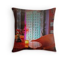 baby it's almost Christmas... come and enjoy it with me Throw Pillow