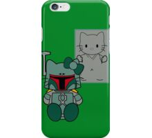 SOLO and FETT KITTY iPhone Case/Skin