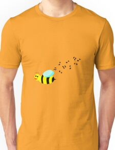 Bee Music Unisex T-Shirt