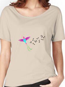 Singing Bird Women's Relaxed Fit T-Shirt