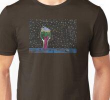 Untitled Night Scene Unisex T-Shirt