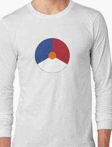 Roundel of the Royal Netherlands Air Force Long Sleeve T-Shirt