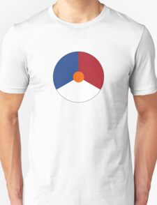 Roundel of the Royal Netherlands Air Force Unisex T-Shirt
