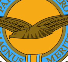Emblem of the Royal Netherlands Air Force Sticker
