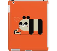 Panda Love iPad Case/Skin