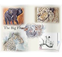 The Big Five Poster