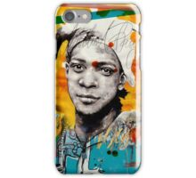 Jean-Michel Basquiat iPhone Case/Skin