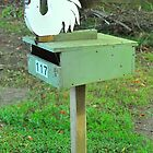 Chook Box # 2 by Penny Smith