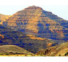 Picture Gorge Basalt Photographic Print