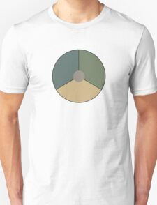 Roundel of the Royal Netherlands Air Force (low visibility) T-Shirt