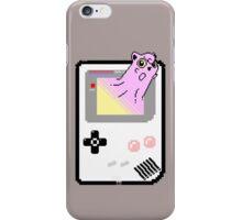Merging Worlds ( Jigglypuff ) - Pokemon / Gameboy iPhone Case/Skin