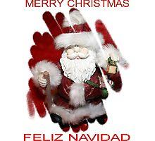 CHRISTMAS CARD 1 Photographic Print