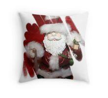 CHRISTMAS CARD 1 Throw Pillow
