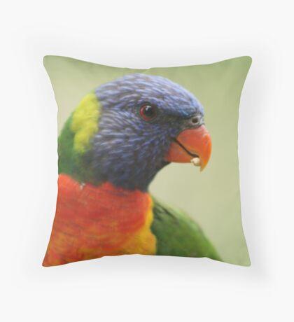 Charmer Throw Pillow