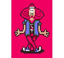 New Age Retro Hippie - Earthbound / Mother 2 Photographic Print
