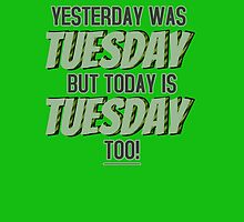 Yesterday Was Tuesday Too by iheartgallifrey
