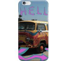 Coachella Bus iPhone Case/Skin