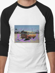 Coachella Bus Men's Baseball ¾ T-Shirt