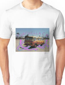 Coachella Bus Unisex T-Shirt
