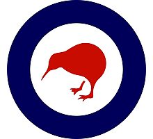 Roundel of New Zealand Air Force  Photographic Print