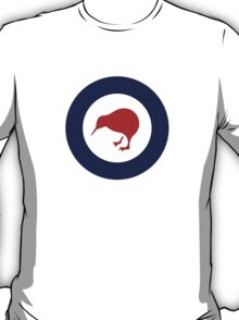 Roundel of New Zealand Air Force  T-Shirt