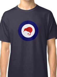 Roundel of New Zealand Air Force  Classic T-Shirt