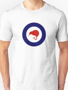 Roundel of New Zealand Air Force  Unisex T-Shirt