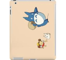 My Neighbor Totoro - Run iPad Case/Skin