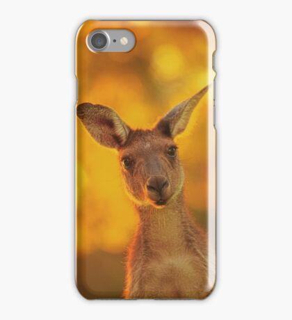 Kangaroo - Western Australia (iPhone Case) iPhone Case/Skin