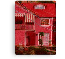 red hill 8 Canvas Print