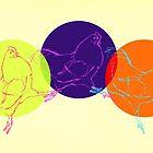 hens by Randi Antonsen
