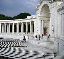 Memorial Ampitheatre  by Laurie Puglia
