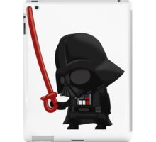 Darth Vader's Disappointment iPad Case/Skin